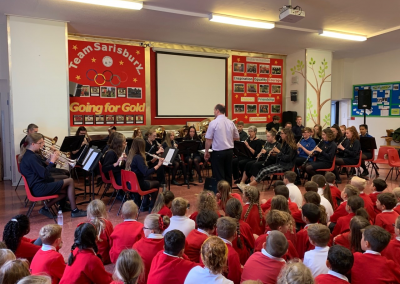 Brookfield Concert Band - Sept 2019